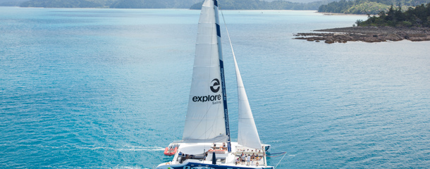 Explore Group Australia | Hamilton Island | Airlie Beach