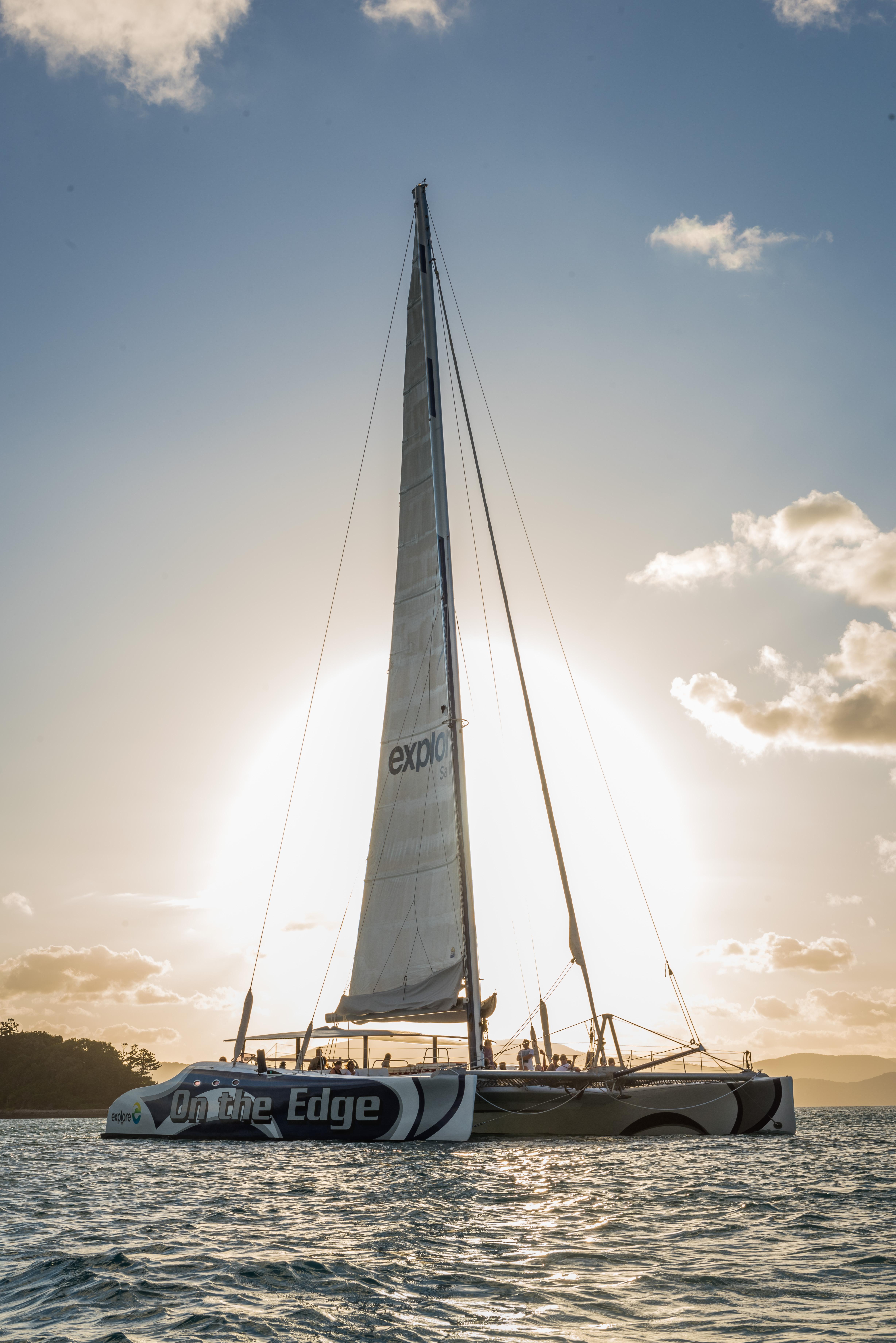 Sunset Sail | Hamilton Island | Whitsundays Islands