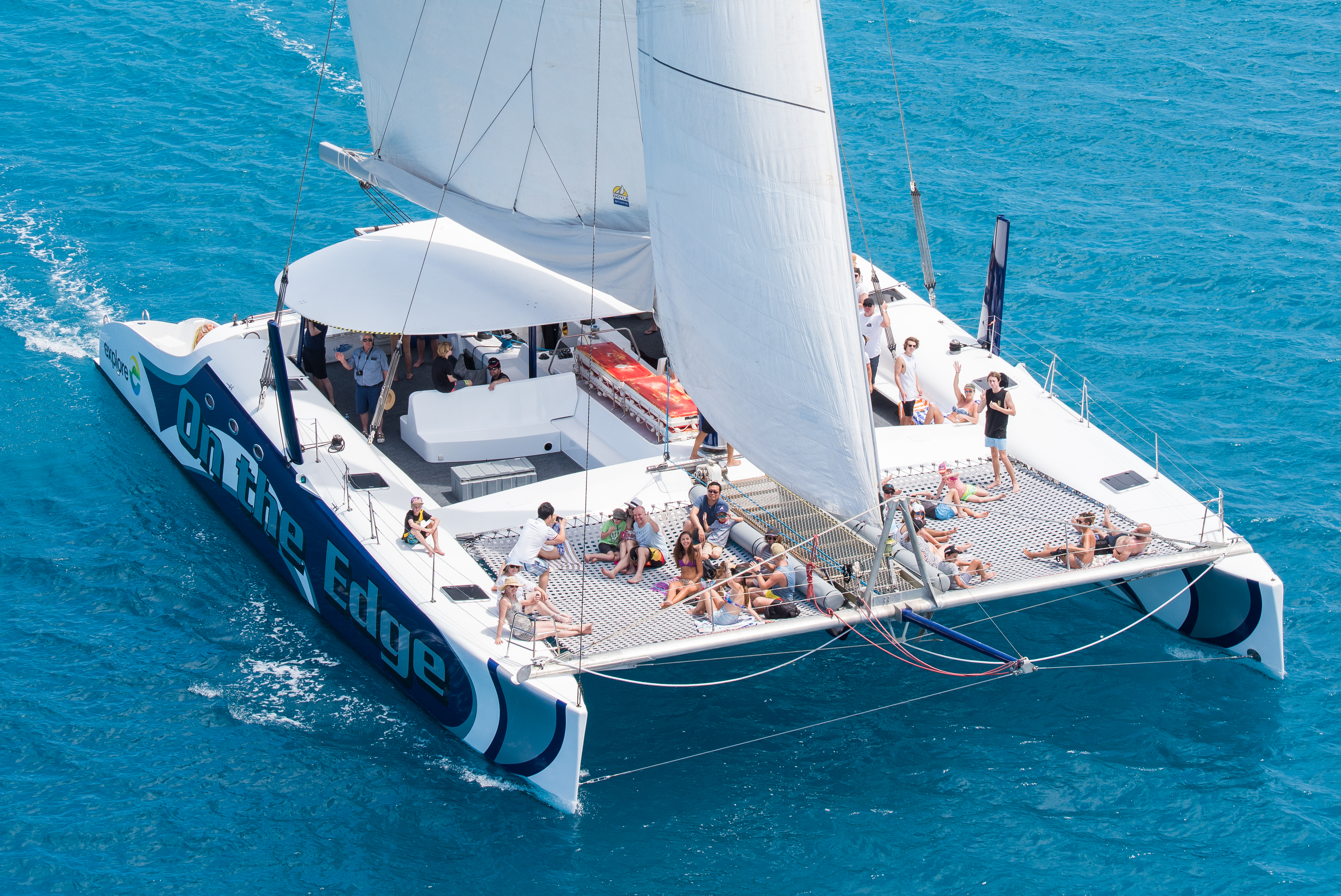 Sail And Snorkel In The Whitsundays